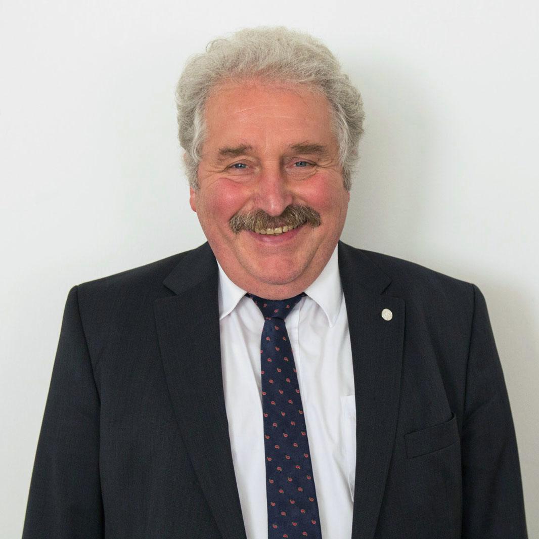 Rico Mecklenburg,  Schirmherr  - Präsident der Ostfriesischen Landschaft