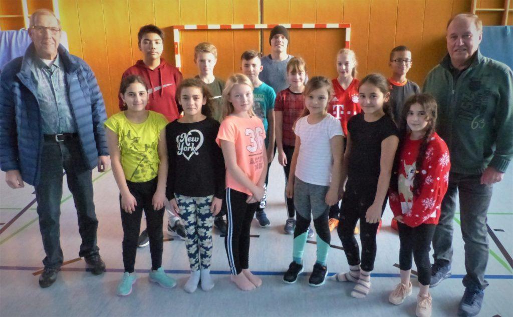 OTS geförderter Breakdance Workshop des MTV